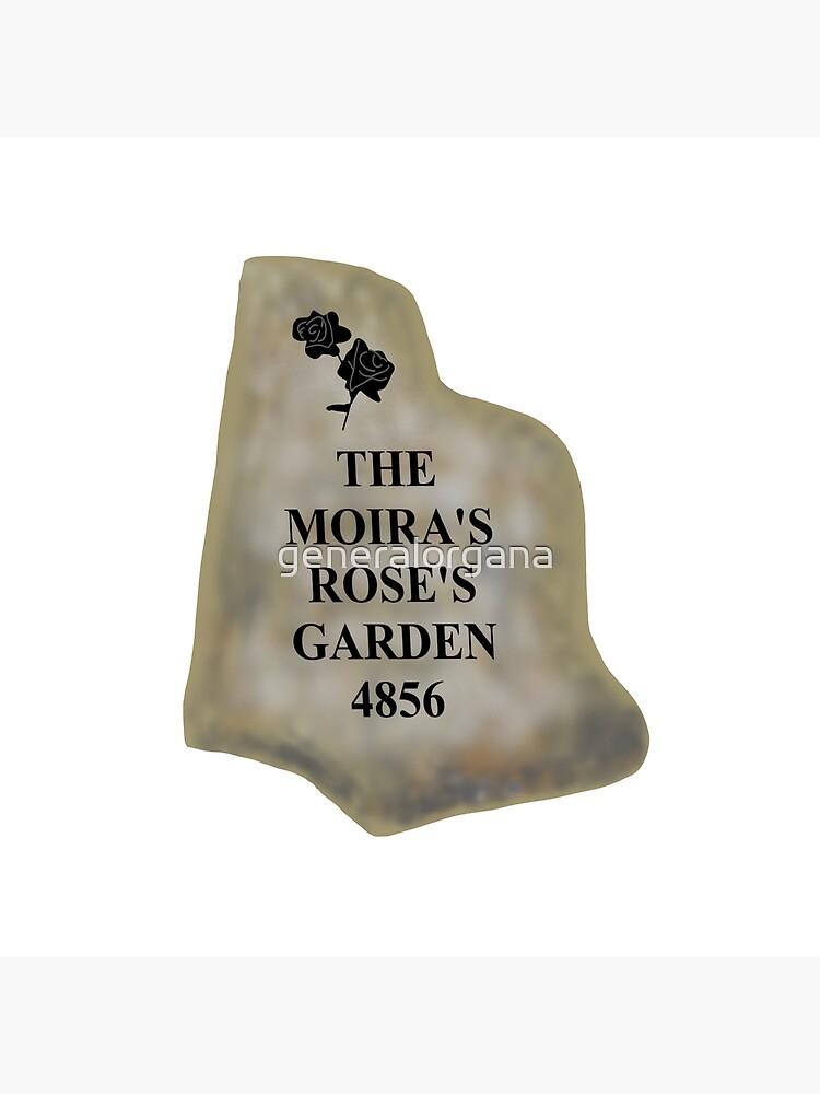The Moira's Rose's Garden 4856 by generalorgana