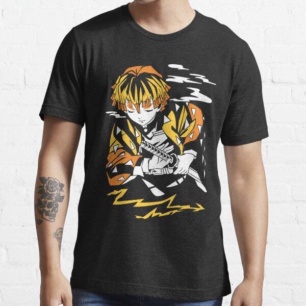Zenitsu Agatsuma - Kimetsu no Yaiba Essential T-Shirt