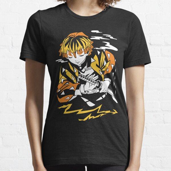 Zenitsu Agatsuma - Kimetsu no Yaiba T-shirt essentiel