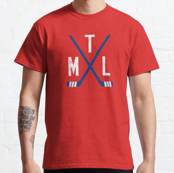 Original Six - Canadiens de Montréal - Rouge T-shirt classique