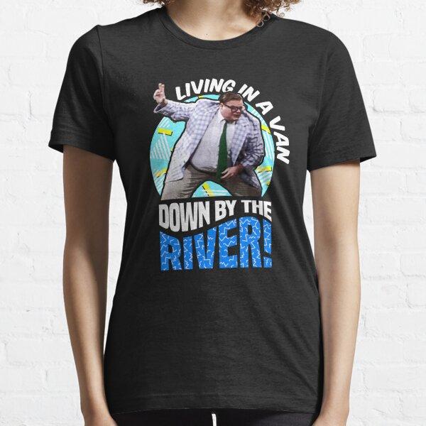 Chris Farley - Matt Foley Nostalgia Graphic Essential T-Shirt