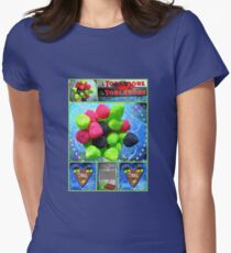 Sweet Temptation  Women's Fitted T-Shirt