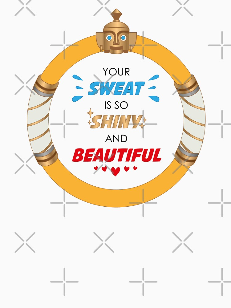 Ring Fit Adventure - Your SWEAT is so SHINY and BEAUTIFUL by spaceweevil