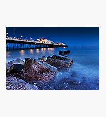 Worthing Pier Photographic Print