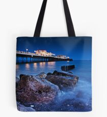 Worthing Pier Tote Bag