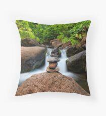 Place of Zen Throw Pillow