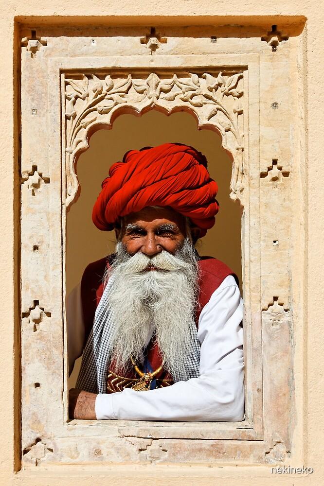 Doorman, Sadri by nekineko