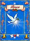 DOVE OF PEACE by Judy Mastrangelo