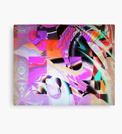 Images within an artist's dream Canvas Print