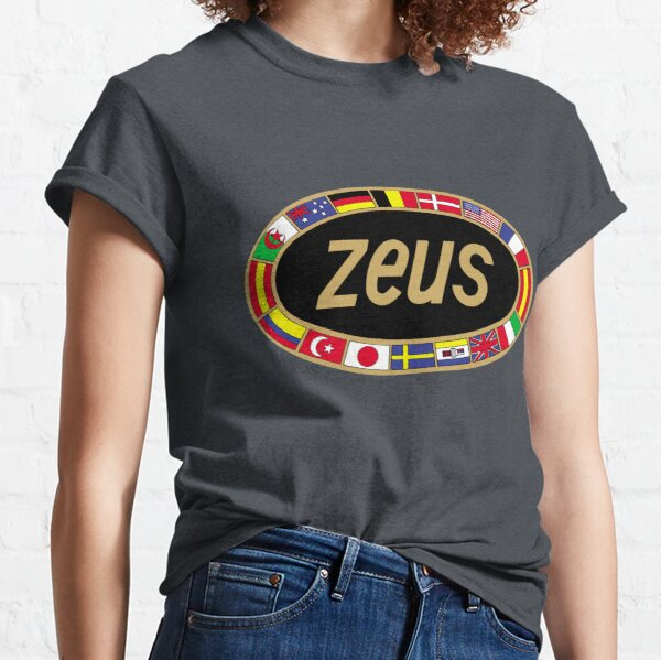 Zeus Bicycle Classic T-Shirt