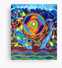 Echo Of Eco Canvas Print