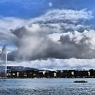 January clouds over Geneva by mgxp