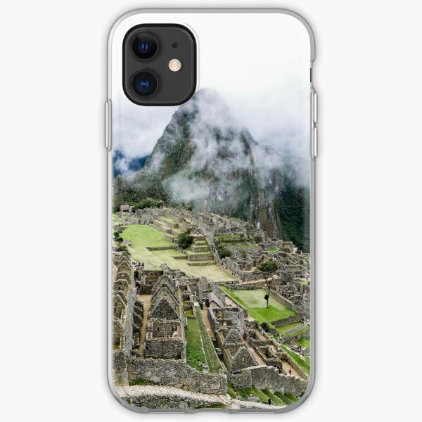 Machu Picchu Coque souple iPhone