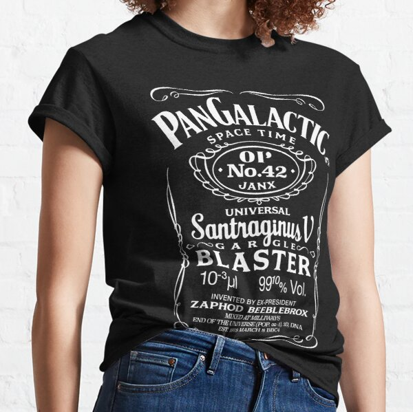 Pan Galactic Gargle Blaster - Original 42 Classic T-Shirt