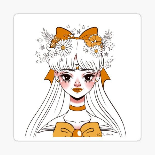 Sailor Venus Sticker