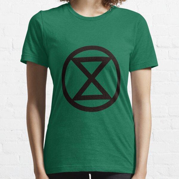 Extinction Rebellion Essential T-Shirt