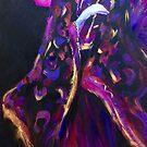 The geisha by Ivana Pinaffo