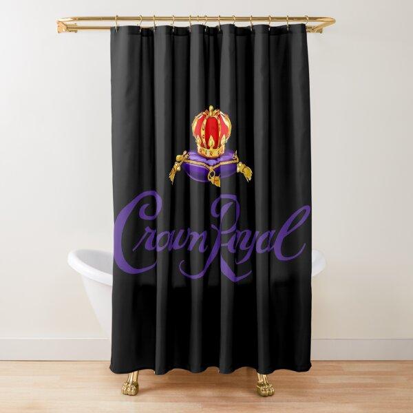 Crown Royal  Shower Curtain