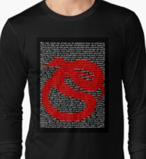 """The Year Of The Snake / Serpent"" Clothing Long Sleeve T-Shirt"