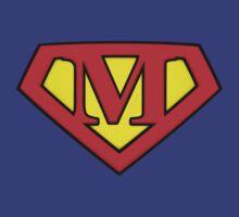 SUPER M Logo Shield