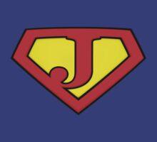 SUPER J Logo Shield