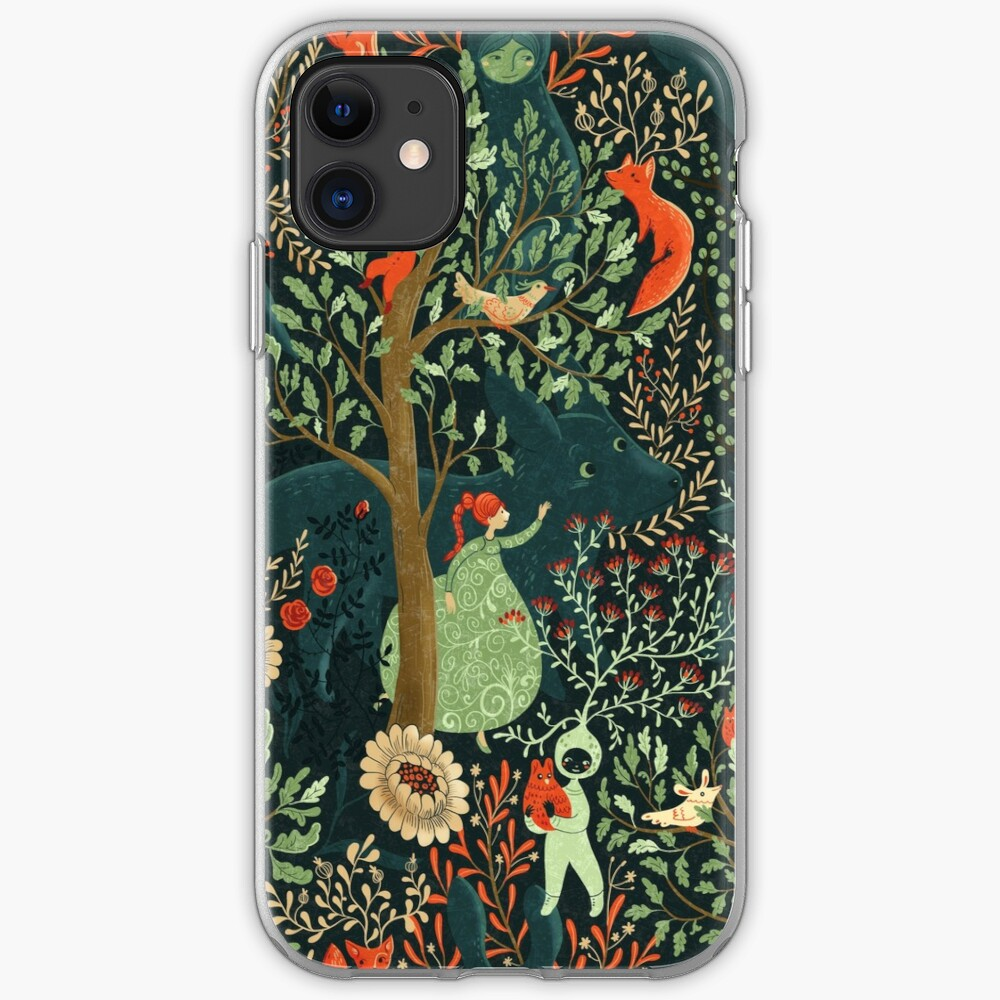Whimsical Wonderland iPhone Case & Cover