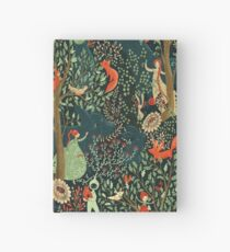 Whimsical Wonderland Hardcover Journal