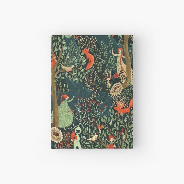 Whimsical Wonderland Hardcover Journal
