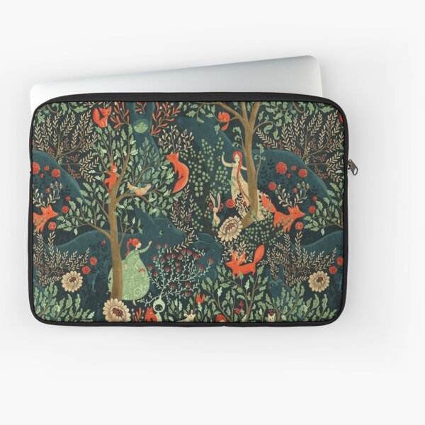 Whimsical Wonderland Laptop Sleeve
