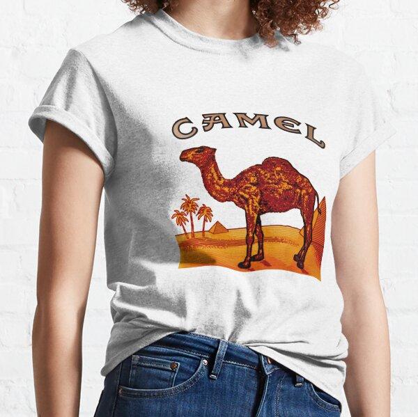 cigarettes de chameau T-shirt classique
