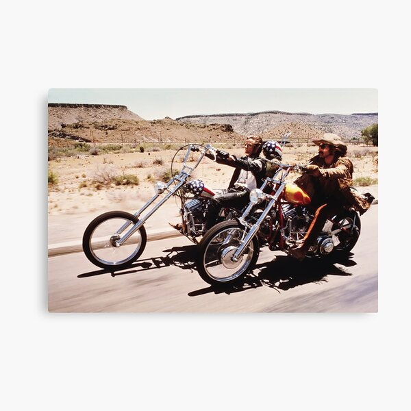 Easy Rider - Born To Be WIld Canvas Print