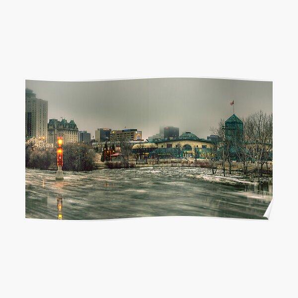 Winnipeg Flood 2011 Poster