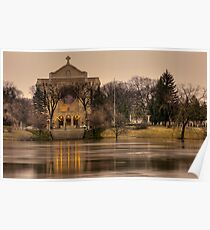 St. Boniface Cathedral Poster