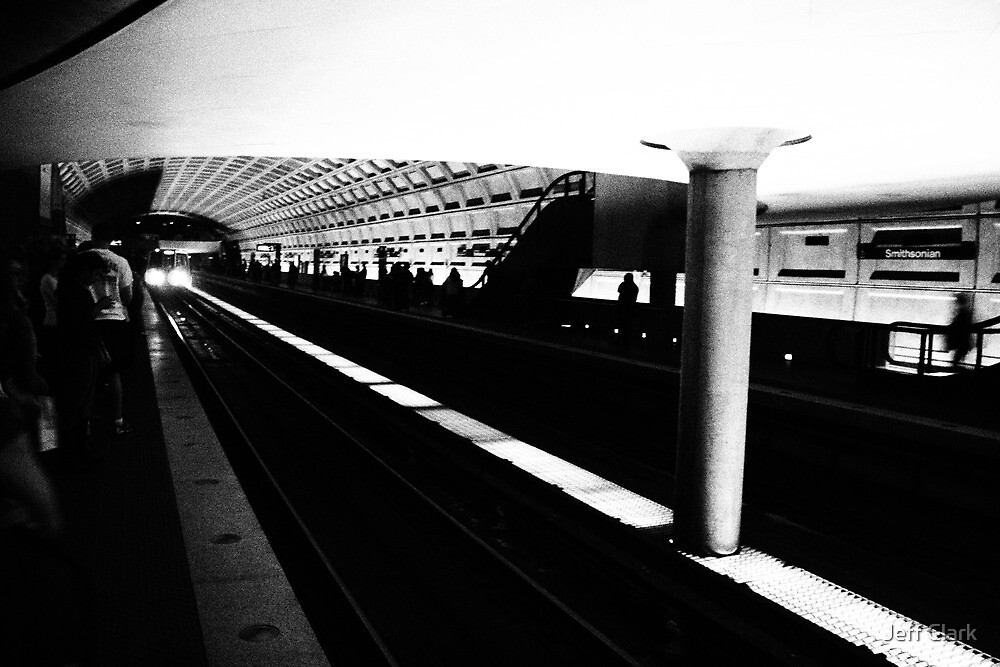 Metro Series #1 by Jeff Clark