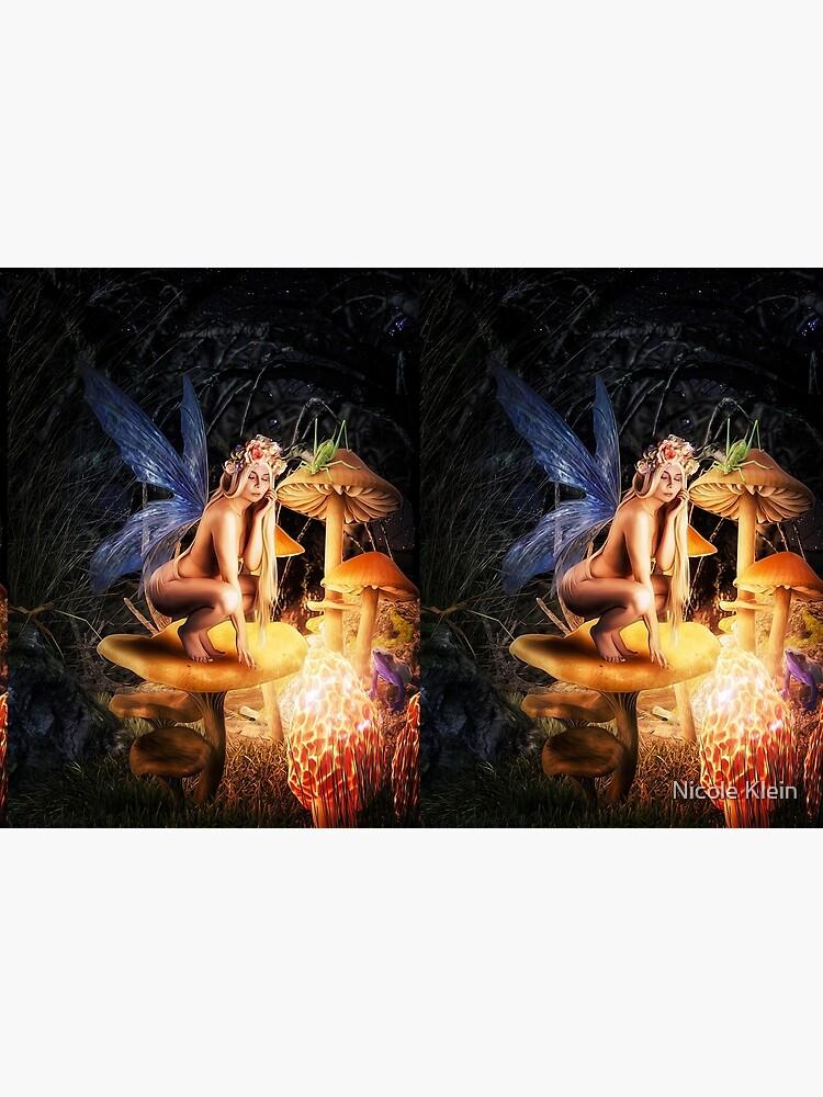 The Fairy Hearth by hourglassnicole