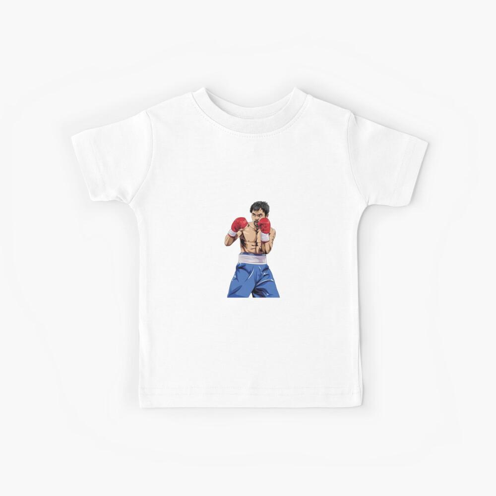 Manny Pacquiao Camiseta para niños