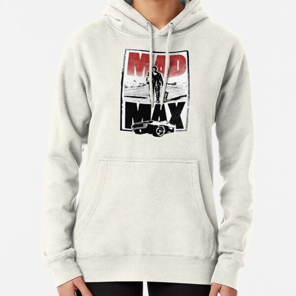 Mad Max Pullover Hoodie