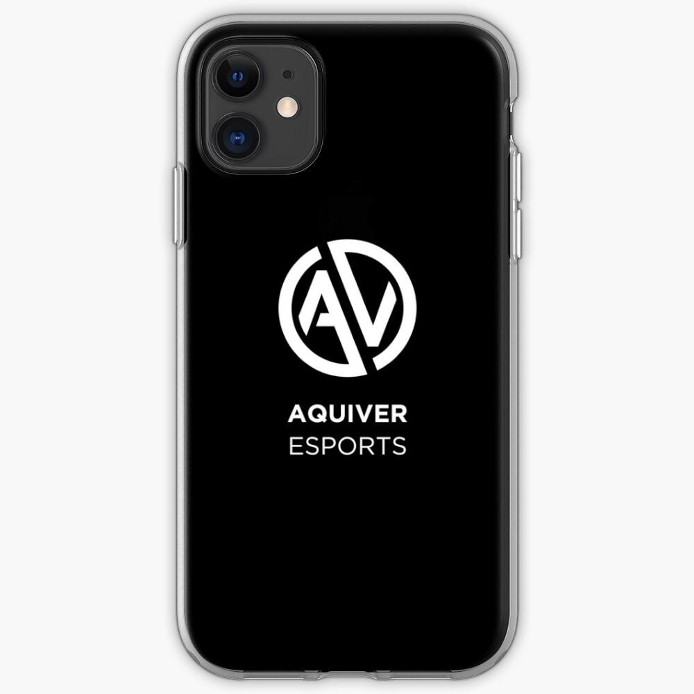 Aquiver Esports iPhone Case & Cover