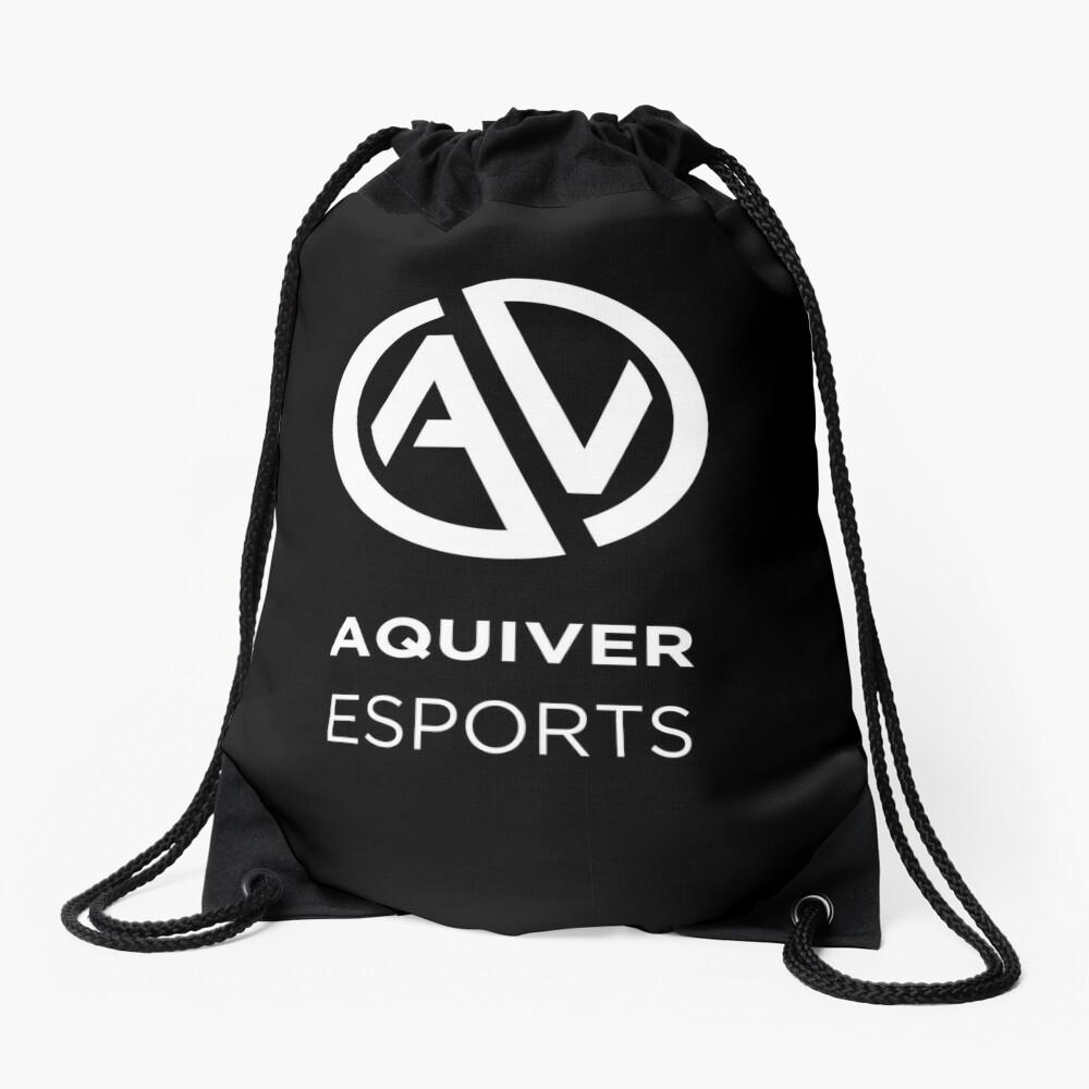 Aquiver Esports Drawstring Bag