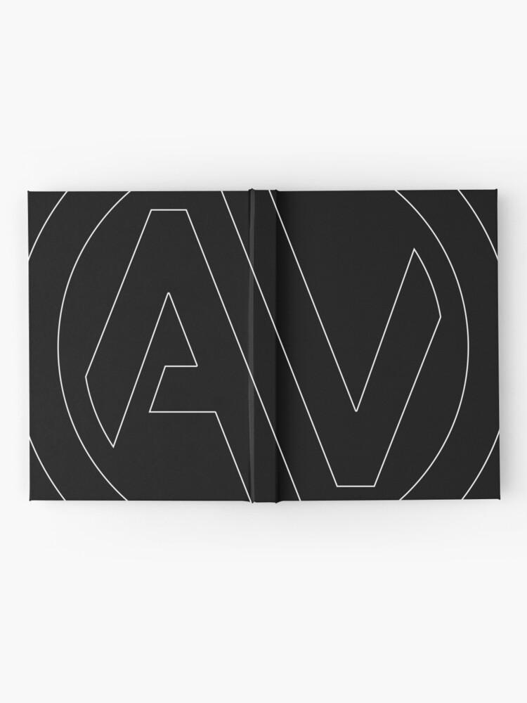 Alternate view of Aquiver Esports Hardcover Journal
