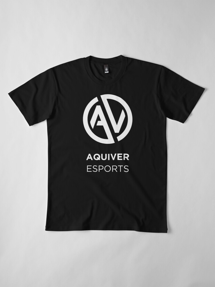 Alternate view of Aquiver Esports Premium T-Shirt