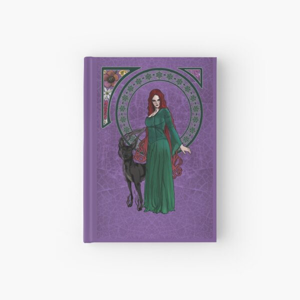 The Leanansidhe Hardcover Journal