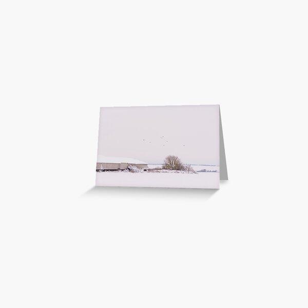 La Ferme no. 1. Carte de vœux