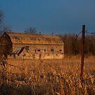 Sunrise Barn by Benjamin Brauer