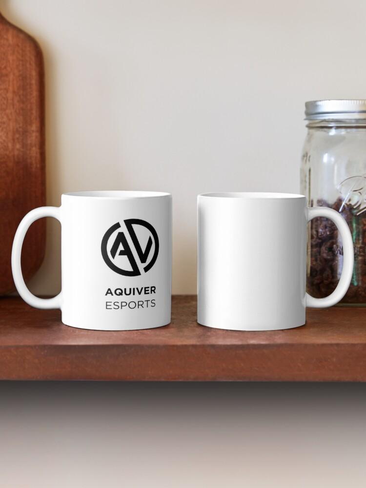 Alternate view of Aquiver Esports Mug