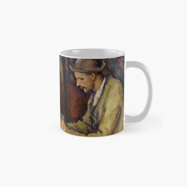 Paul Cézanne - The Card Players - Les Joueurs de Cartes Classic Mug