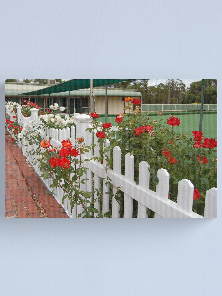 Alternate view of The Country Club Canvas Print