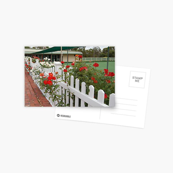 The Country Club Postcard