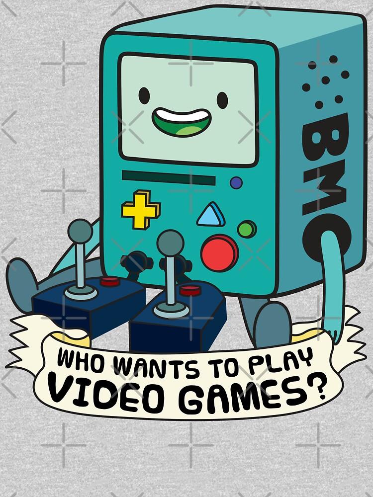 BMO Game by plushism