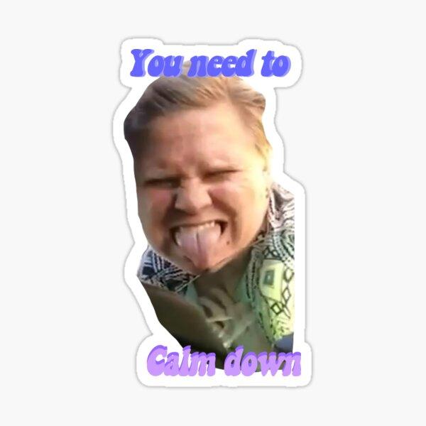 Kidz Bop Karen Sticker